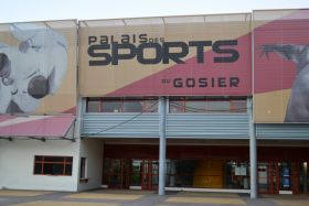 Le Palais des sports et de la culture du Gosier