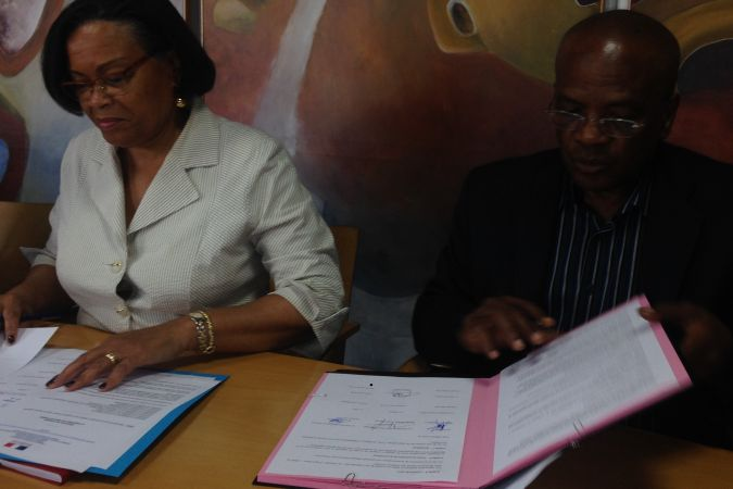 Signature convention emplois d'avenir