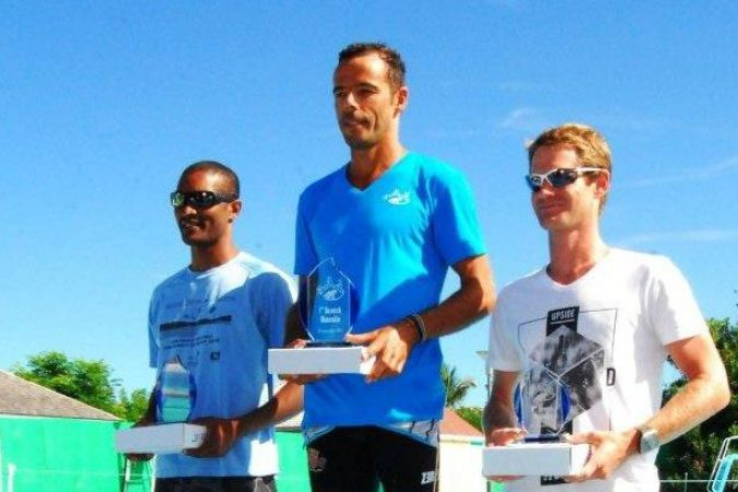 Podium Triathlon St-barth