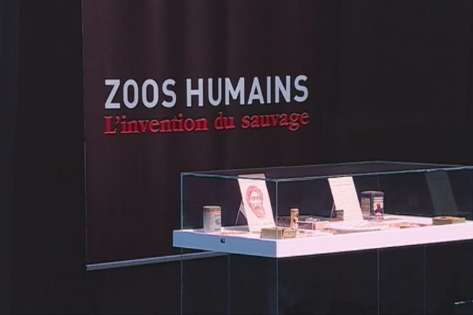 Zoos humains : l'invention du sauvage
