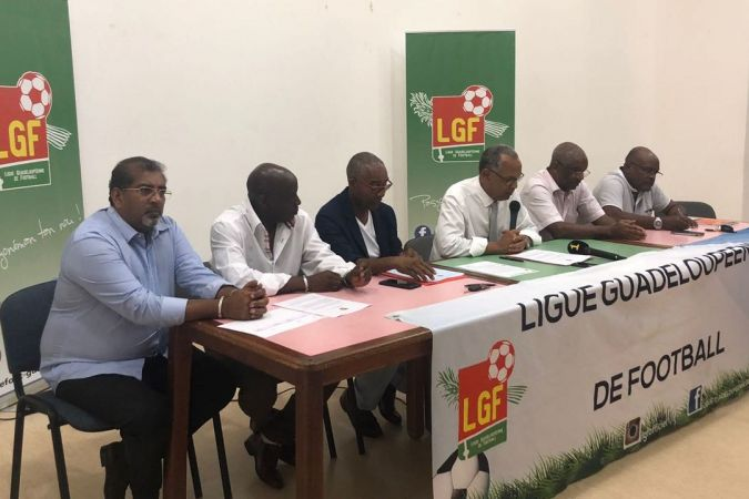Ligue guadeloupéenne de football