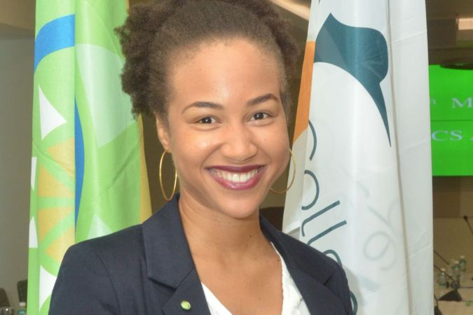 Doris Nol, responsable Marketing OECS