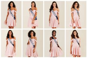candidates outre-mer miss france 2020