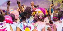 Color run 19