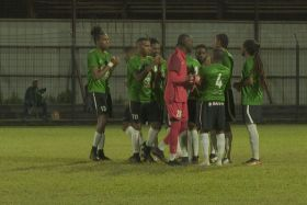 Le Club Franciscain remporte son match en retard face au R.C Rivière Pilote (2-0)