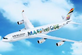 Air Belgium  martinique