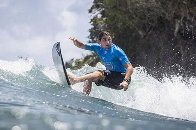Martinique Surf Pro : Léonardo Floravanti