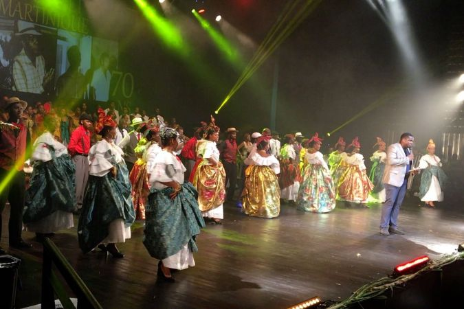 Grand ballet de Martinique