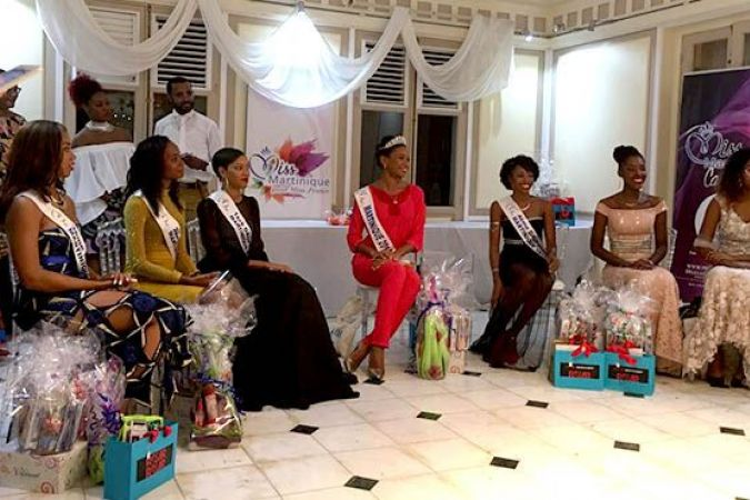 Miss Martinique 2018