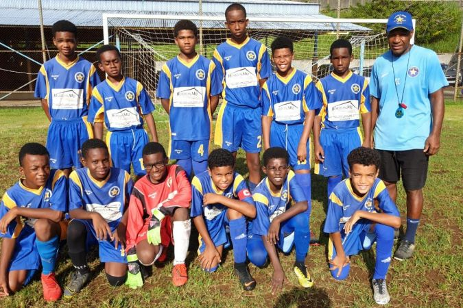 U13 football Golden-Star