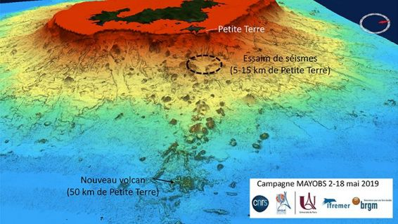 IPGP Volcan Mayotte