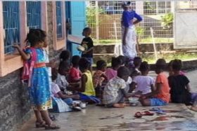 Rythmes scolaires Ouangani