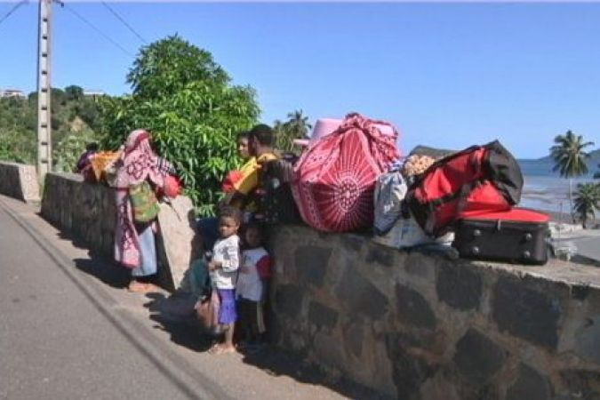 Immigration clandestine Mayotte