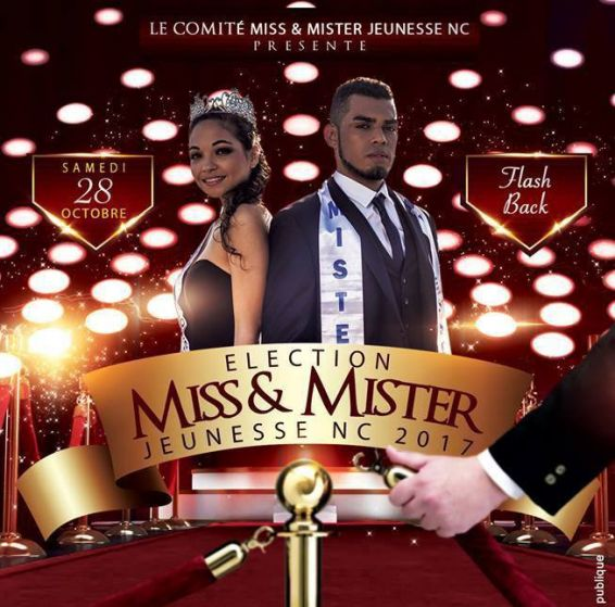 élection miss mister affiche