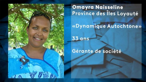 Fiche candidate Omayra Naisseline