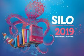 Visuel du Silo 2019, Salon international du livre océanien