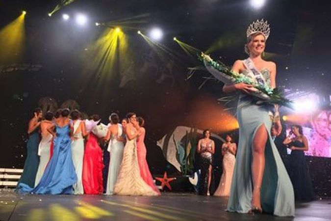 Miss NC 2016 Andréa Lux