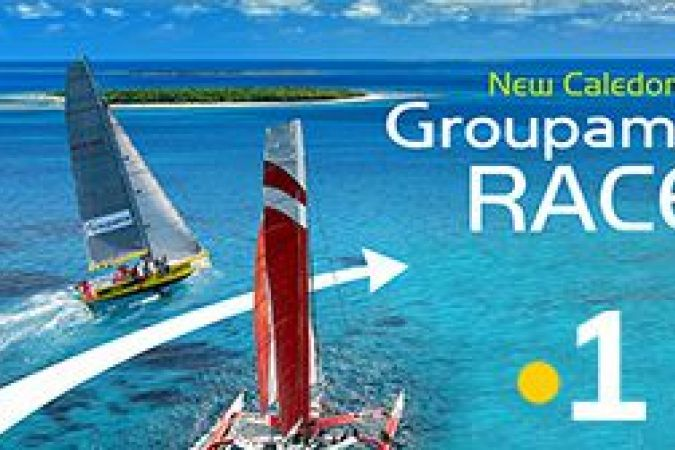 Groupama Race logo