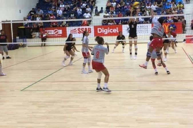REPLAY Volleyball