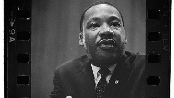 """documentaire """"je suis martin luther king"""""""