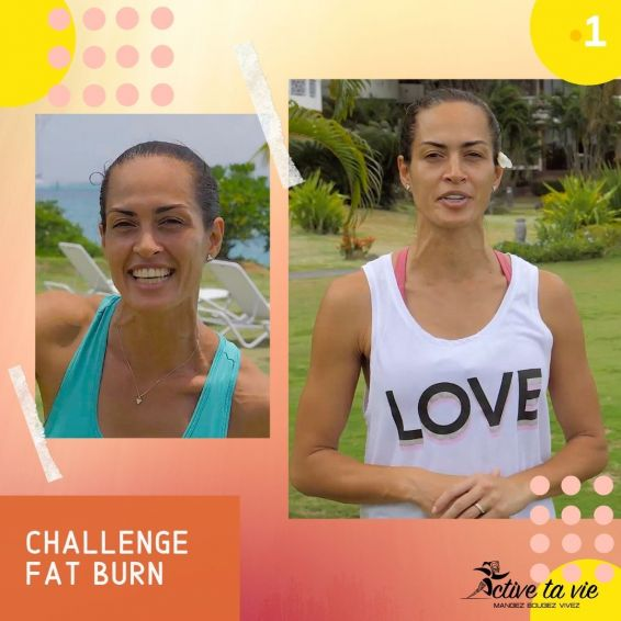 Challenge Heitiare Fat burn