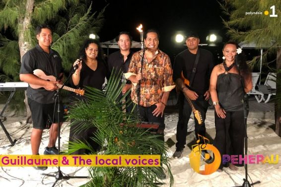 Guillaume & The local voices