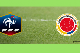 FOOT FRANCE COLOMBIE