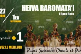 [REPLAY] Heiva i Raromatai 2018 : pages spéciales Chants et Danses
