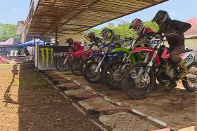 Motocross - Pacific Cup 2019
