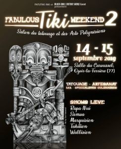 Fabulous tiki week end 2e édition