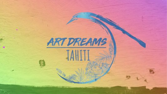logo art dreams tahiti