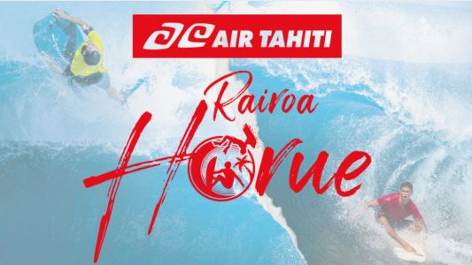 Test Air Tahiti Rairoa Horue