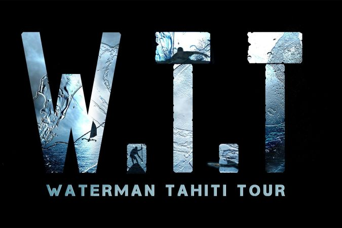 WTT Waterman Tahiti Tour