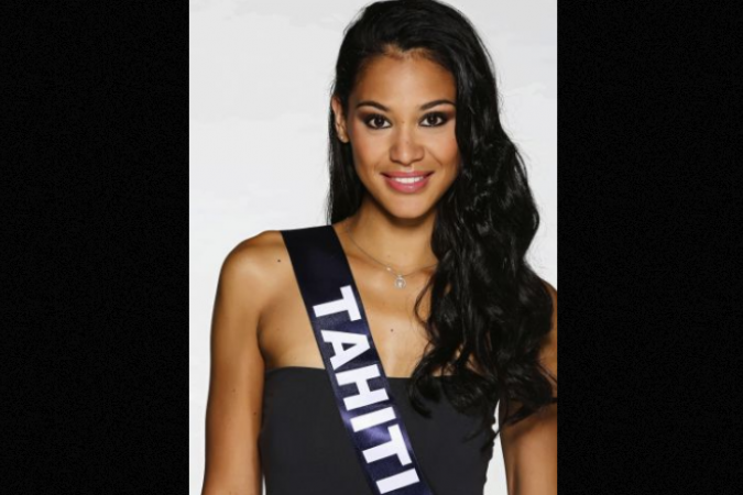 Hinarere Taputu Miss Tahiti, les photos officielles