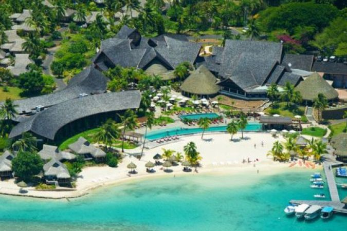 Intercontinental Moorea & resort