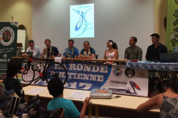 Ronde tahitienne conférence
