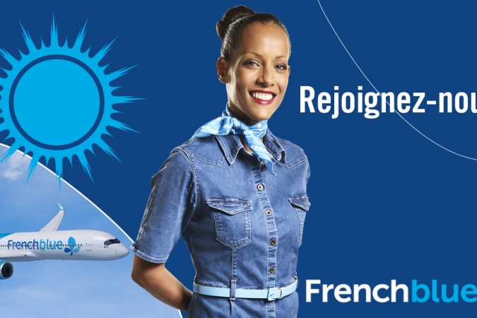 French Blue recrute en Polynésie