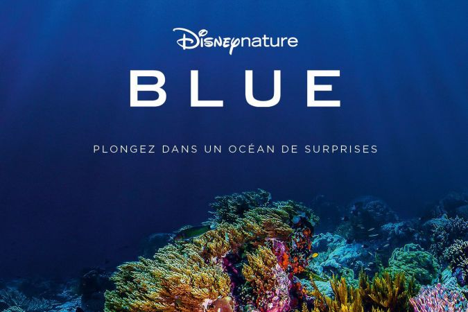 "Disney nature ""Blue"""
