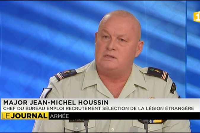 Invité du Journal : Le Major Jean-Michel Houssin