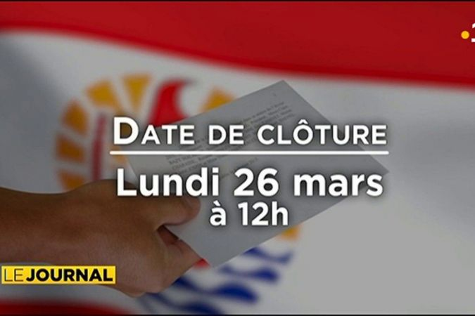 Elections territoriales  : les candidatures sont ouvertes