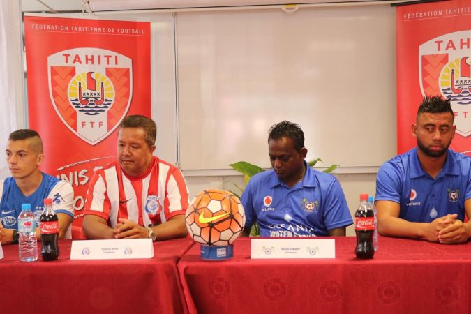 OFC Champions league : l'as dragon confiant pour les quarts de finale
