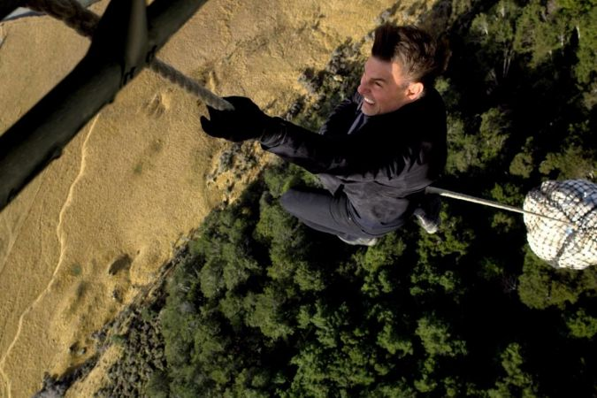 """Mission : impossible"" : Tom Cruise est-il un cascadeur hors pair ?"