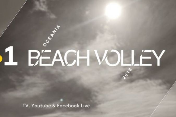 Oceania Beach Volley 2018 : en direct sur Polynésie la 1ère !