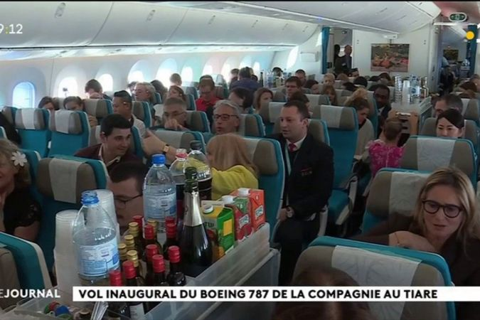 Le renouvellement de la flotte d'Air Tahiti Nui se poursuit