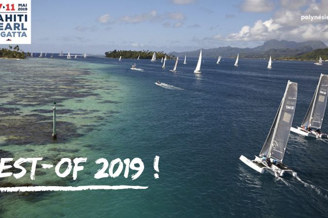 Best-of Tahiti Pearl Regatta 2019