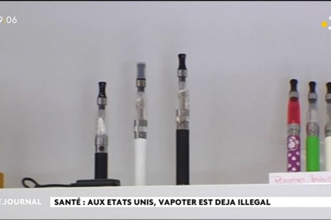 La cigarette électronique sur la sellette