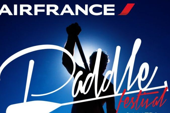 Air France Paddle Festival - Affiche
