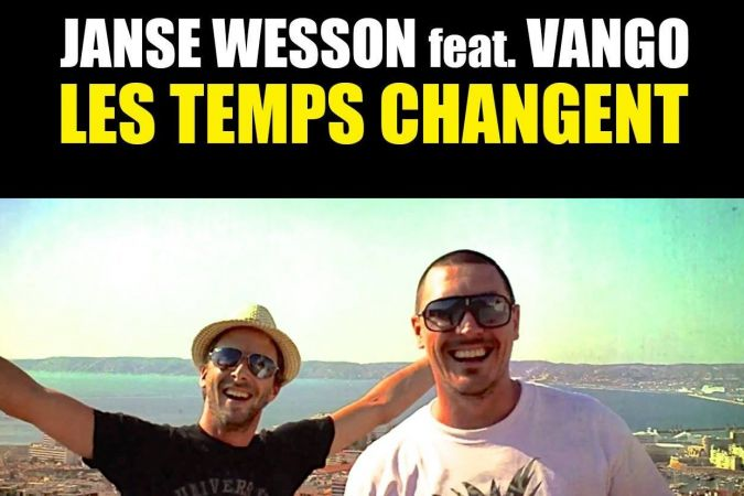 "[VIDEO] Clip ""Les temps changent"", de Janse Wesson"