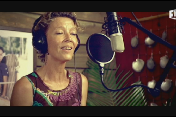 "25 Christine Roth ""Beautiful tango"" - Studio live sessions saison 2 - 19 02 2015"