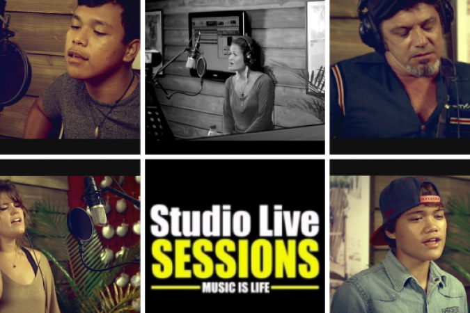 Studio Live Sessions - Best Of 07